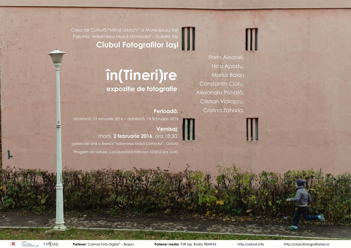 Intinerire - afis