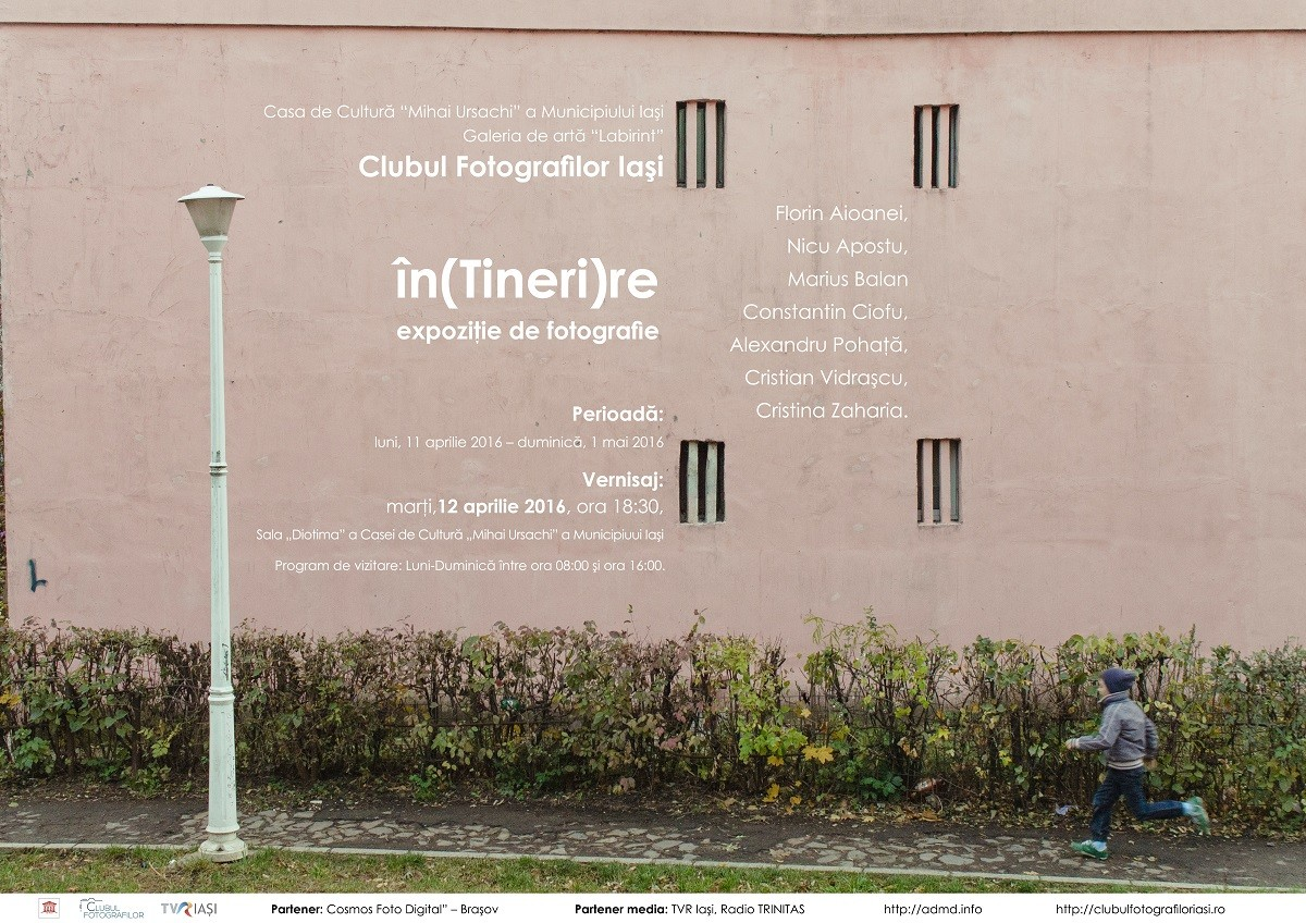 Intinerire + CC- afis
